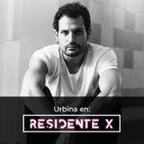 DJ Set Urbina Residente X