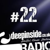 DEEPINSIDE - Soulful House Station #22