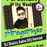 Personality of the week Aragorneo Livechatzone