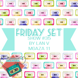 Kanzen Archives Show #35 (Friday Set) - MGAZA 011