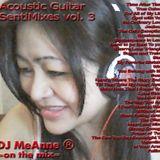 DJ MeAnne - Acoustic Guitar Female SentiMixes vol. 3