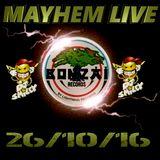 DJ Smiley - Mayhem Live 10