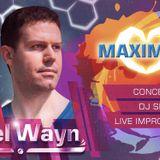 Maximize #12 with Axel Wayn (concert/dj set)