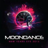 Dj Sense & Mc Fusion - Moondance - NYE 2013