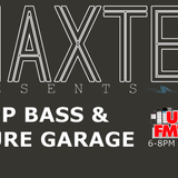 Maxted Live on Urban FM TV 1/5/2013 - Bass and Future Beats