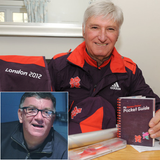 Stu Davidson chats to Mike Sheldon the Olympic Games Maker