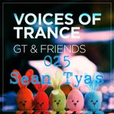 Sean Tyas - Voices Of Trance 025 (May 2007)