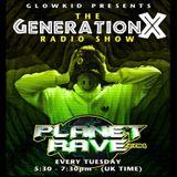 GL0WKiD pres. Generation X [RadioShow] (inc. Amiga Breaks Interview) @ Planet Rave Radio (2Jun.2015)