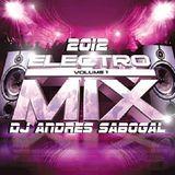 Mix Electro 2012  -  DJ ANDRES SABOGAL