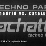 Raul Cremona @ @ Sesion Previa Fiesta 10º Aniversario Cierre Bachatta, Madrid (2015)