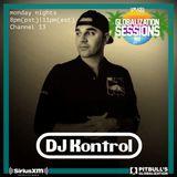 Globalization Sessions Ep. 45 w/ DJ Kontrol