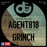 AGENT818 Recorded Live At DeepUnder133Live HQ 5/26/17