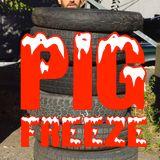 PIG FREEZE @ No Fun Radio 10/2/2017