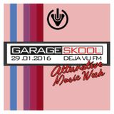 Garage Skool - Deja VU FM - 29/1/16 (Alternative Music Week)