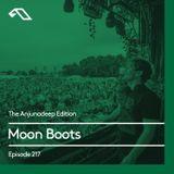 The Anjunadeep Edition 217 with Moon Boots (Live at Anjunadeep Open Air London)