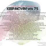 Angel Monroy Presents Keep Movin' 75