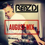 REPZ DJ - R&B/Hip Hop/Grime - 40Min Mix - August 2016!
