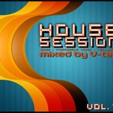 House Session vol.17  [mixed by V-tek]