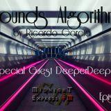 Sounds Algorithm Episode 20 by Ricardo Garcia B2B Deeper Deep