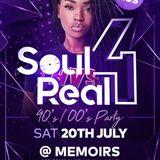 DJ Shadez Live @ Soul 4 Real 20.7.19