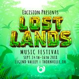 Modestep @ Lost Lands Festival 2018