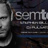 SEMTEX with Stephen Billsdon & special guests DJ Pulsator. Live Show with Oldskool to Hardstyle