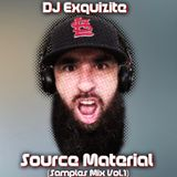 DJ XQZT - Source Material (Samples Mix Vol.1)