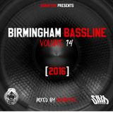 Birmingham Bassline Volume 14