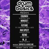 Drum+Basics Presents: Mindset Promo Mix