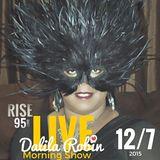 The Dalila Robin Morning Show 15-1207