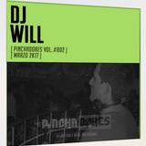 Dj Will - Pinchadores.com 001 (Marzo 2K17)