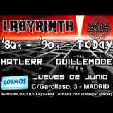 Labyrinth (Cosmos Bar Madrid) - GuilleMODE - 02/06/2016