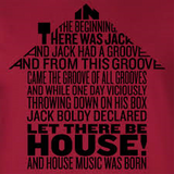 Let There Be House !  And House Music Was Born/  Session 2017