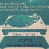 Oakenholmes 22nd Feb 2018