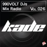 990VOLT MIX RADIO VOL.26 KADE