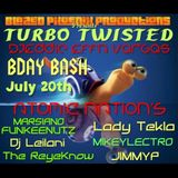 WELCOME to TURBO TWISTED