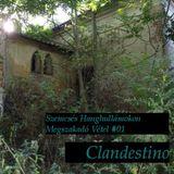 Szemcsés Hangullámokon Megszakadó Vétel #01 -  Clandestino