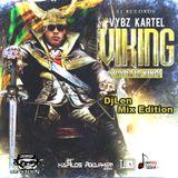 DjLen-Vybz Kartel - Viking (Vybz Is King)-Mix Edition-2015 @iam_DjLen