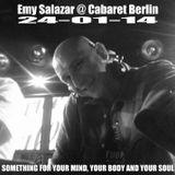 Emy Salazar @ Cabaret Berlin (24-01-14)