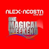 EP 34 : Alex Acosta Live At One Magical Weekend 2015