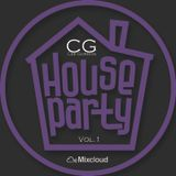 House Party Vol.1 | TWEET @DJCEEGORDON
