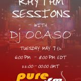 Dj Ocaso - Night Rhythm Sessions 034 [May 07 2013] on Pure.FM