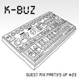 GUEST MIX for Party'sUP #23 by K-buz / 05/10/12