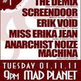Miss Erika Jean - Melt, 2011, Mad Planet, Milwaukee, WI