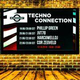 Cor Zegveld DJ/producer exclusive radio mix 12/10/2018 Techno Connection UK on Underground fm