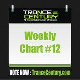 Trance Century Radio - RadioShow Weekly Chart #12