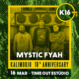 Mystic Fyah Mix Exclusive K16 Pt3 Jungle Edition 2018