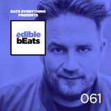 EB061 - edible bEats - Eats Everything live from SWG3, Glasgow