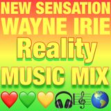 NEW SENSATION WAYNE IRIE REALITY MUSIC MIX