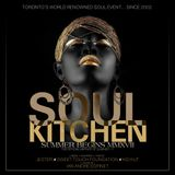 SOUL KITCHEN: SUMMER BEGINS 2017